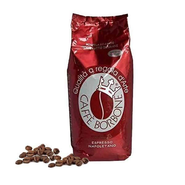 Caffe In Grani Borbone Rossa 1kg