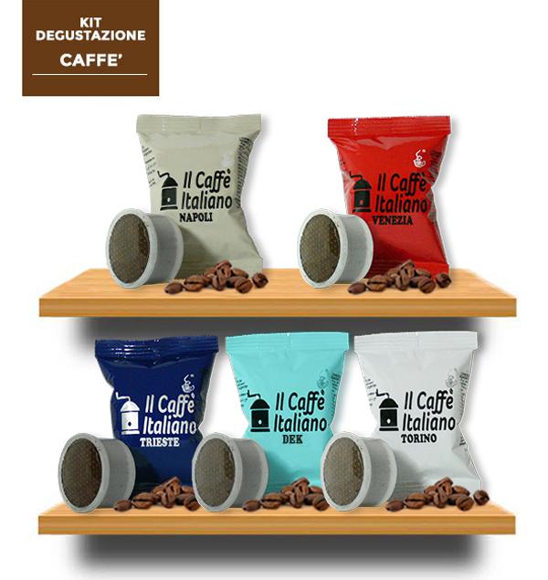 Kit Caffè Compatibile Espresso Point - Unit 100 / 0.309 Fr.