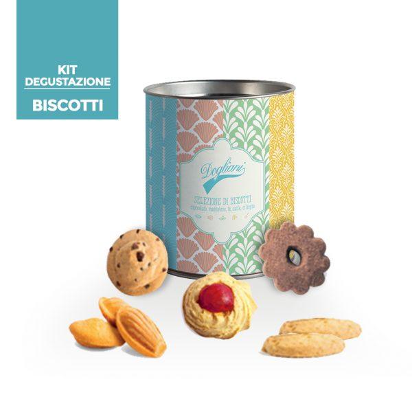 Kit Degustazione Biscotti