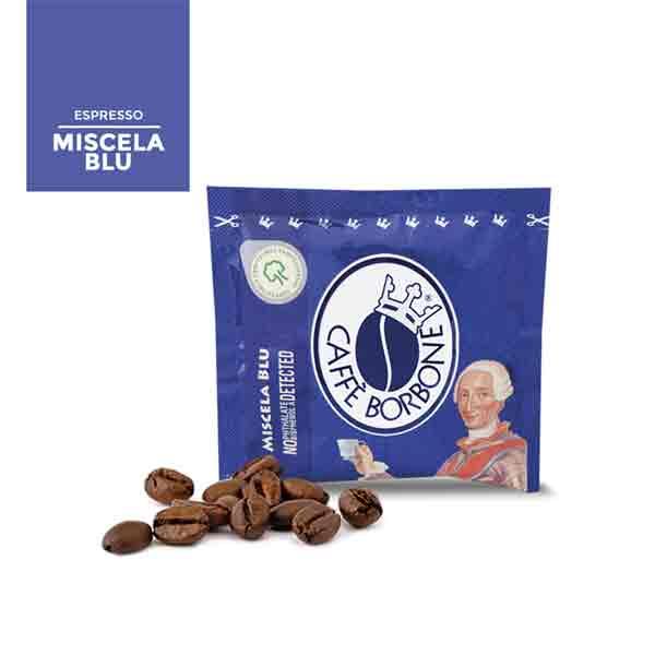 Borbone Blu Cialda - Unit. 50 / 0.309 Fr.